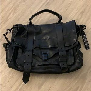 Proenza Schouler Black Large PS1